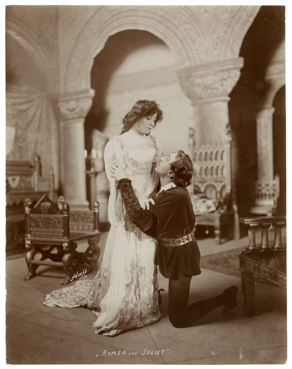 Romeo and Juliet starring E.H. Sothern and Julia Marlowe