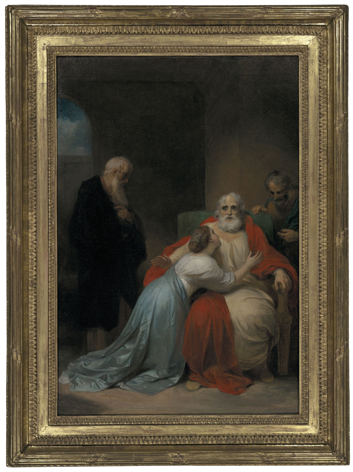 The Awakening of King Lear by Robert Smirke