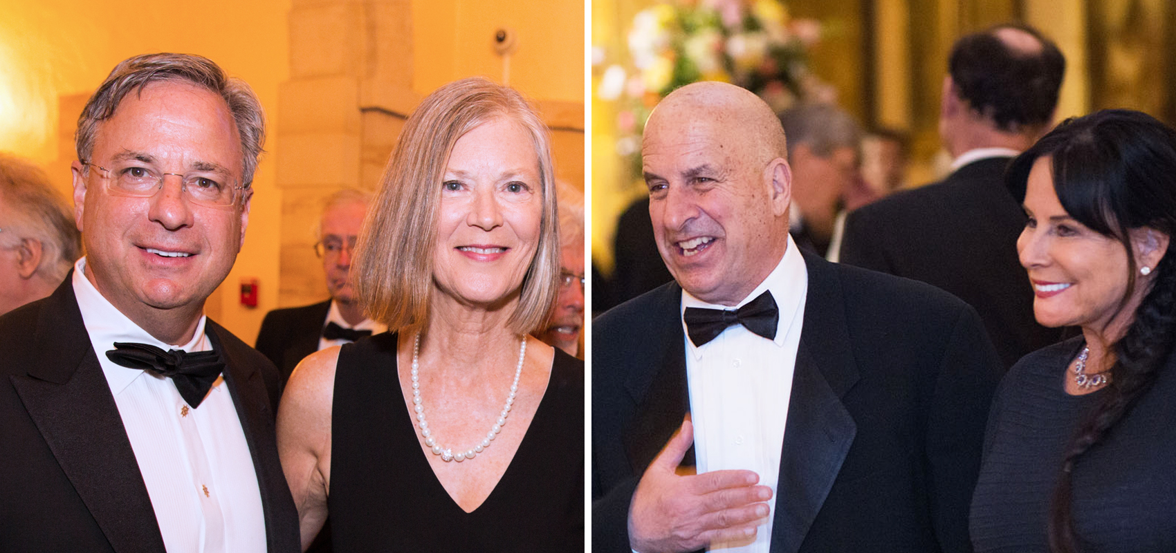 Neal and Florence Cohen and Stuart and Mimi Rose, 2019 Folger Gala Co-Chairs. Photos by Yassine El Mansouri and Nesh Photography.