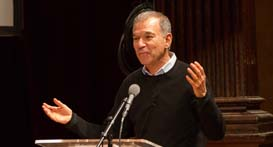 Shakespeare Anniversary Lecture Series: Stephen Greenblatt
