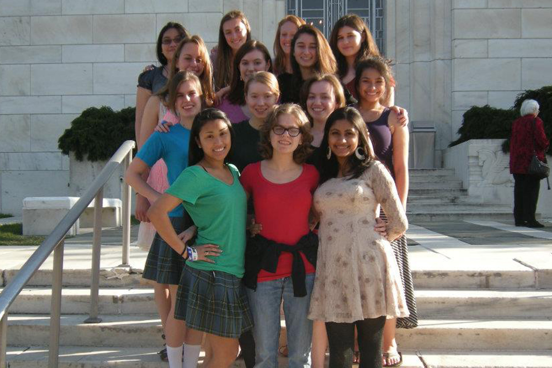 2012 Shakespeare's Sisters seminar participants