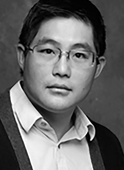 Playwright Mike Lew