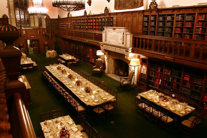 Paster Reading Room, 2005 Renaissance Circles Dinner