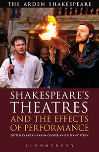 Bookcover for Shakespeares Theatre and the Effects of Performance