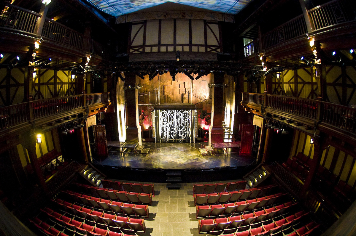 Elizabethan Theatre at the Folger Shakespeare Library