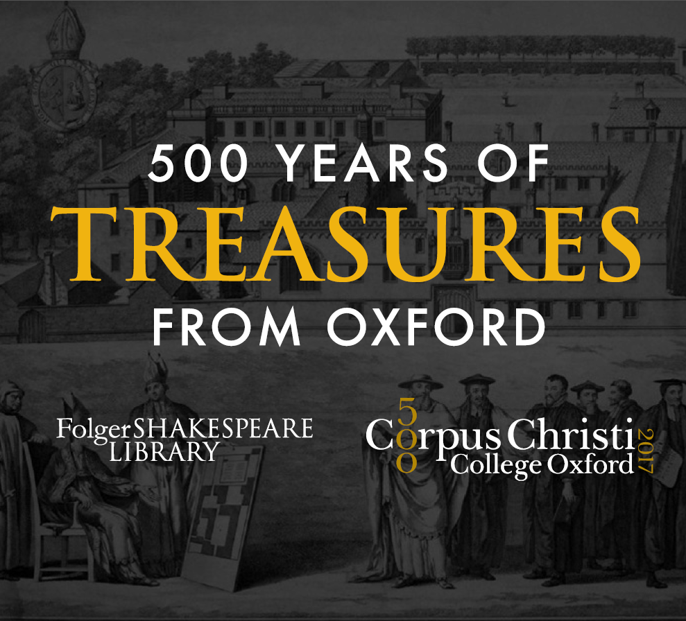 500 Years of Treasures From Oxford Exhibition Promo