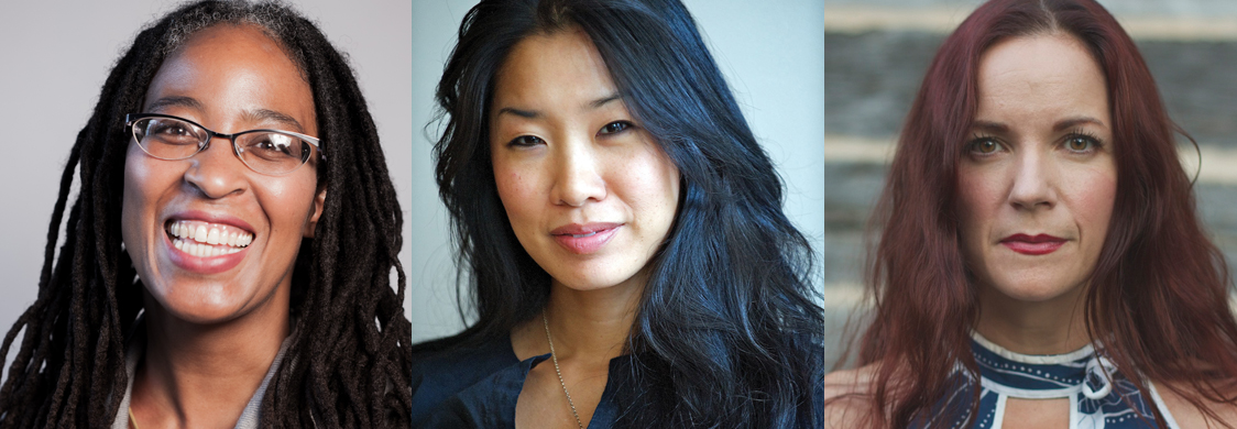 Camille Dungy, Tina Chang, and Beth Ann Fennelly
