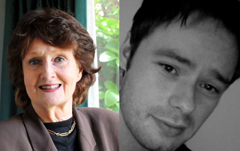 The Anthony  Hecht Poetry Prize Reading with Eavan Boland and Austin Allen