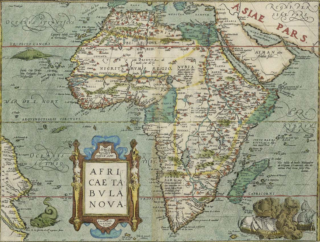 Shakespeare in Africa podcast episode