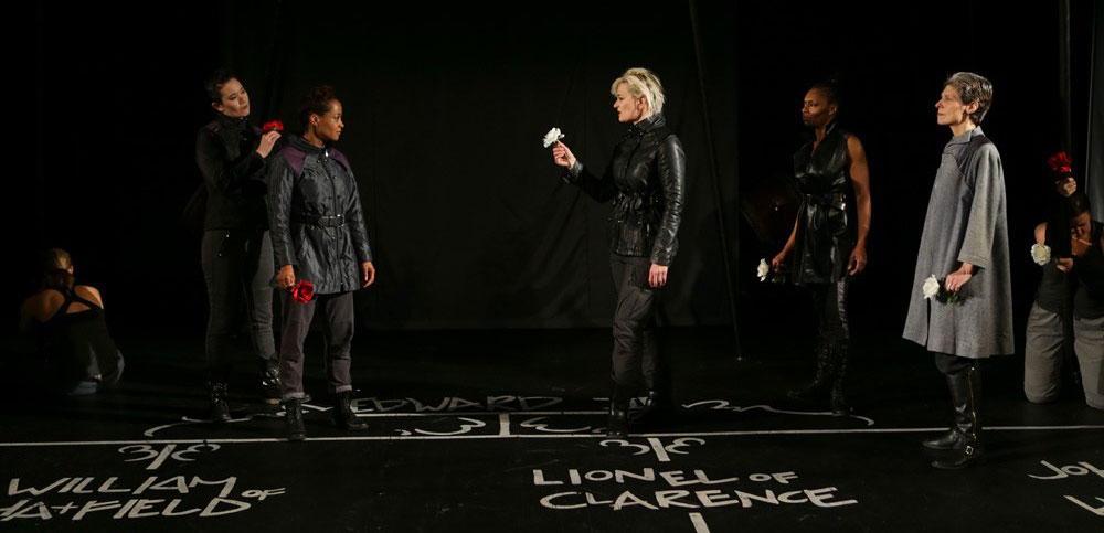 Bring Down the House (2017) at Seattle Shakespeare Company
