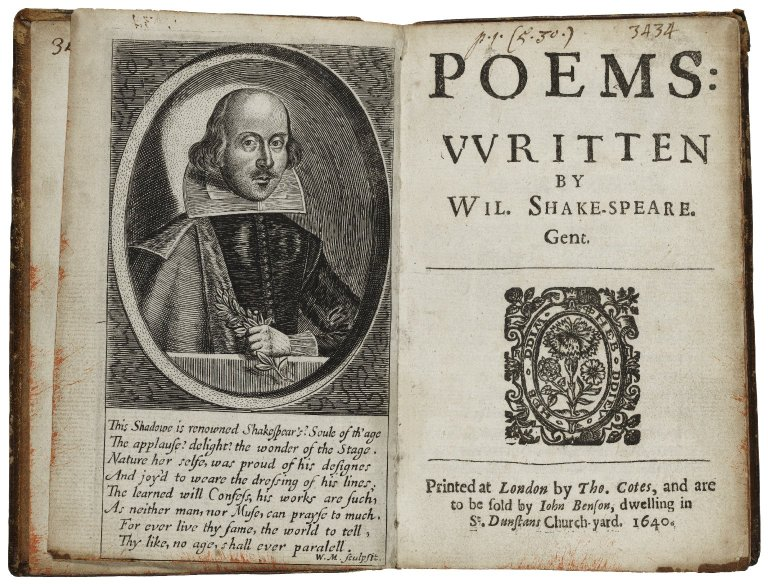 shakespear sonnets To us, he bequeathed his tragedies and comedies, his sonnets and verse, which would survive 400 years  the version most favored was shakespear,.