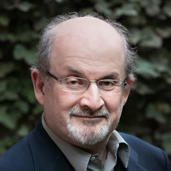 The Eudora Welty Lecture: Salman Rushdie