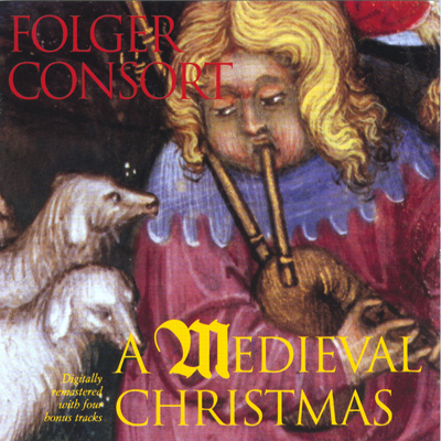 CD Cover for A Medieval Christmas