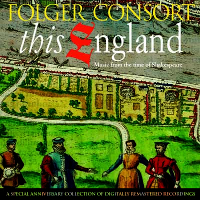 CD Cover for This England