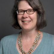 Kathleen Lynch, executive director of the Folger Institute