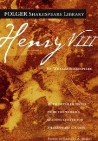 cover of Folger edition of Henry VIII