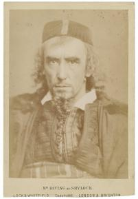 Henry Irving as Shylock (1893)