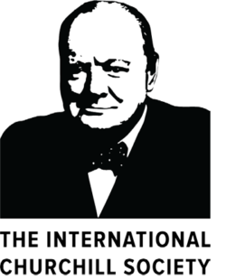 International Churchill Society logo